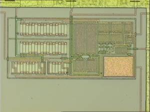 Rail To Rail Operational Amplifier 2
