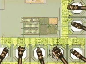 Rail To Rail Operational Amplifier 3