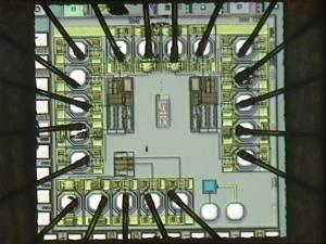 Rail To Rail Operational Amplifier 5